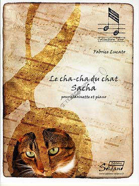Illustration lucato cha-cha du chat sacha (le)