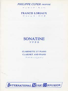 Illustration loriaux sonatine