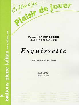 Illustration saint-leger/garde esquissette