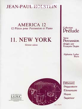 Illustration holstein america 12 : piece11 new york