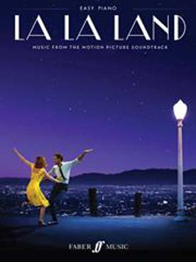 Illustration la la land easy piano