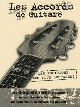 Mini dictionnaire d'accords à la guitare