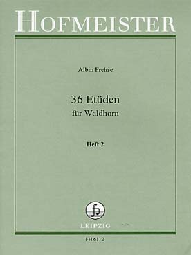 Illustration frehse 36 etudes vol. 2