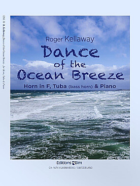 Illustration kellaway dance of the ocean breeze