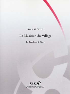 Illustration proust musicien du village (le)