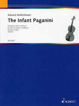 Illustration mollenhauer infant paganini (the)