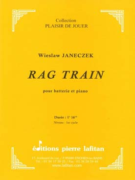 Illustration janeczek rag train