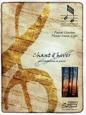 Illustration charton/st leger chant d'hiver