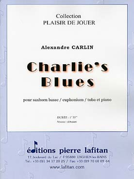 Illustration carlin charlie's blues