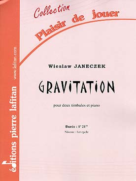 Illustration janeczek gravitation