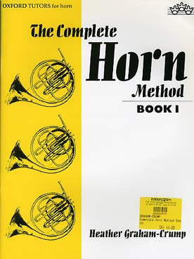 Illustration graham-crump complete horn method book 1
