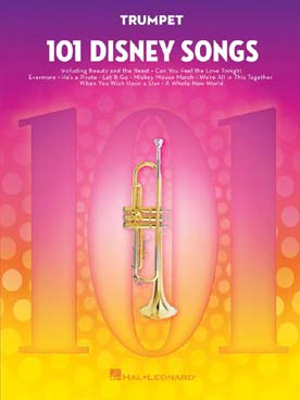 Illustration disney songs (101) trompette