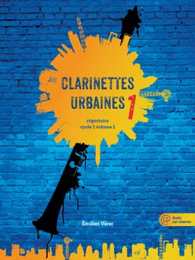 Illustration veret clarinettes urbaines vol. 1