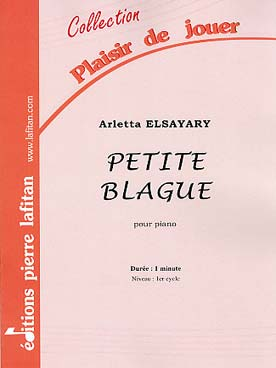 Illustration elsayary petite blague