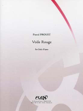 Illustration proust voile rouge