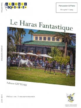 Illustration gitteau haras fantastique (le)