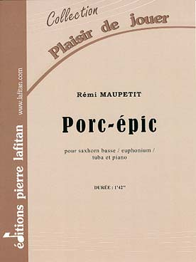 Illustration maupetit porc-epic