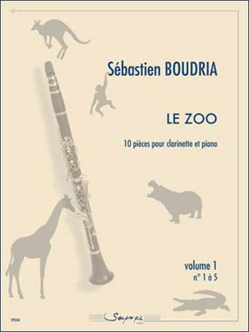 Illustration boudria zoo (le) vol. 1
