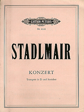 Illustration stadlmair concerto pour trompette en re