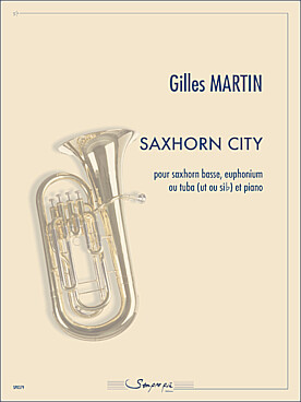 Illustration martin gilles saxhorn city