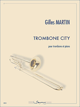 Illustration martin gilles trombone city