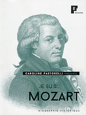 Illustration pastorelli je suis ... mozart