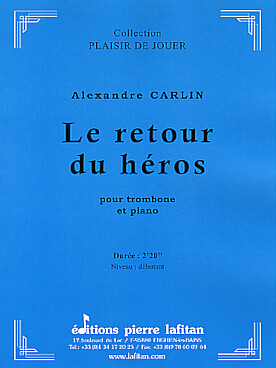 Illustration carlin retour du heros (le)