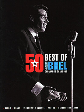 Illustration brel 50 best of (p/v/g)