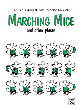 Illustration niamath marching mice and other pieces