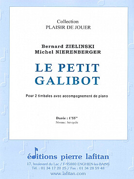 Illustration zielinski/nierenberger le petit galibot