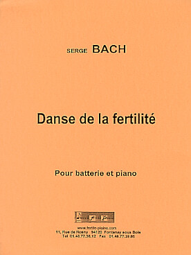 Illustration bach s danse de la fertilite