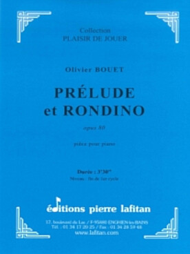 Illustration bouet prelude et rondino