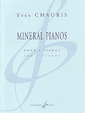 Illustration chauris mineral pianos