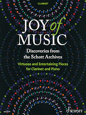 Illustration de JOY OF MUSIC : découverte des archives des éditions Schott