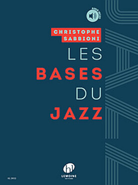 Illustration sabbioni bases du jazz (les)