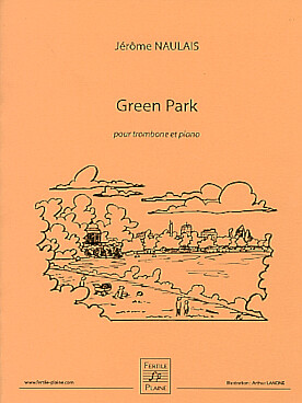 Illustration naulais green park