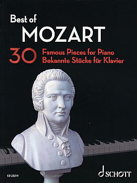 Illustration mozart best of : 30 pieces