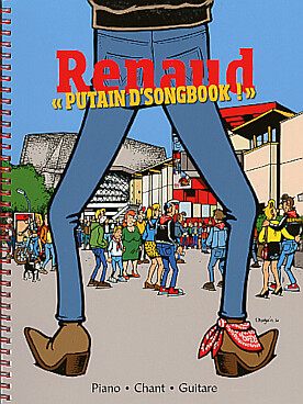 Illustration renaud putain d'songbook (p/v/g)