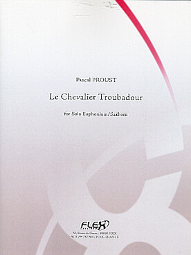 Illustration proust chevalier troubadour (le)