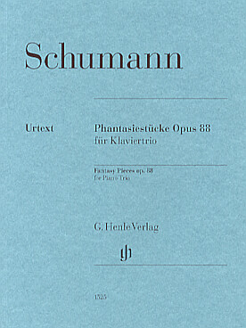 Illustration schumann pieces de fantaisie op. 88